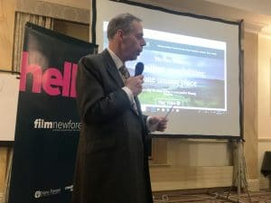 Launch of our new promotional film featuring Mark Kermode