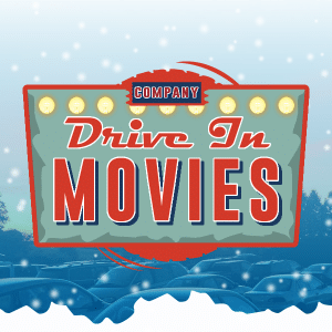 Christmas Drive in Movies
