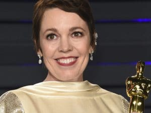 Olivia Colman stars as Queen Elizabeth II in The Crown season 3