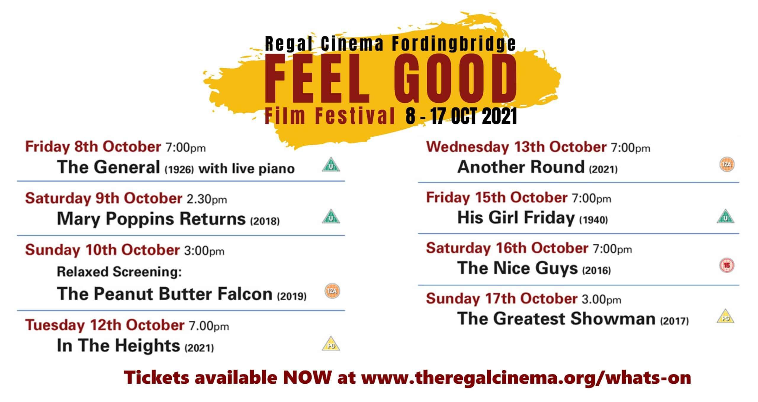 film festival programme